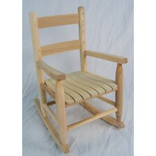 <strong>Dixie Seating Company</strong> Child's Rocking Chair