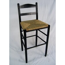 "Carolina Ladder Back 30"" Bar Stool"