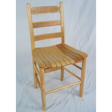 <strong>Dixie Seating Company</strong> Adult Ladder Back Side Chair