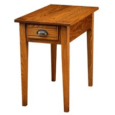 <strong>Leick Furniture</strong> Favorite Finds Bin Pull Chairside Table