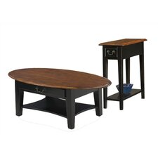 <strong>Leick Furniture</strong> Favorite Finds Coffee Table Set