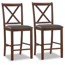 Crossback Counter Stool (Set of 2)