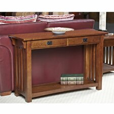 <strong>Leick Furniture</strong> Mission Impeccable Console Table
