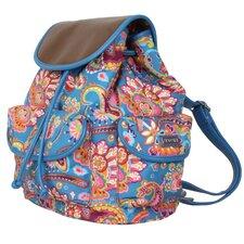 Cassandra Paisley Market Back Pack