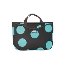 "Small 11.1"" Netbook Sleeve in Bubbles Blue"