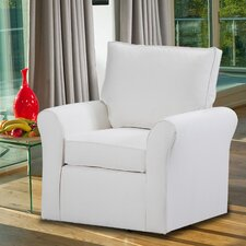 Belle Meade Swivel Arm Chair