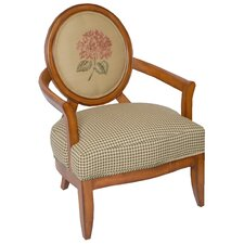 <strong>Carolina Accents</strong> Madison Fabric Arm Chair