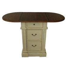 <strong>Carolina Accents</strong> Avondale Kitchen Island