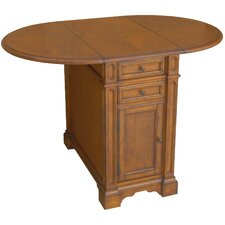 <strong>Carolina Accents</strong> Franklin Kitchen Island