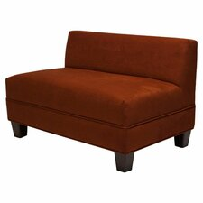 <strong>Carolina Accents</strong> Makenzie Settee Loveseat