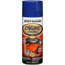 12 Oz Old Ford Blue Engine Enamel Spray Paint 248946