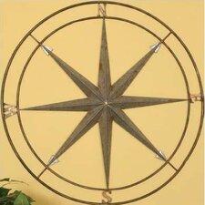 Compass Wall Décor