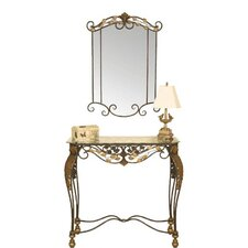 Sophia Wall Mirror in Oil Rubbed Bronze
