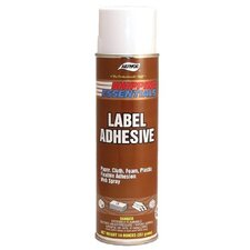 Aervoe - Label Adhesives Label  Foam & Fabric Adhesive: 205-875 - label  foam & fabric adhesive