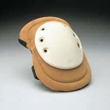 Leather Welders Knee Pad With Cap