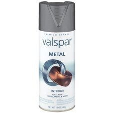 <strong>Valspar</strong> Graphite Metal Spray Paint