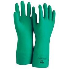 Sol-Vex® Unsupported Nitrile Gloves - 117276 10 sol-vex-unsupported nitrile line