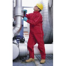 Sawyer-Tower CPC™ Red Polyester Trilaminate Chemical Resistant Bib Overalls With Gore® Fabric