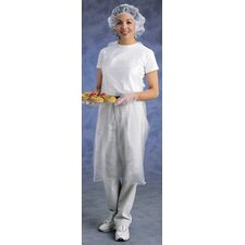 "X 36"" Clear CPP™ 4Mil Vinyl Die Cut Medium/Heavy Duty Splash Protection Apron"