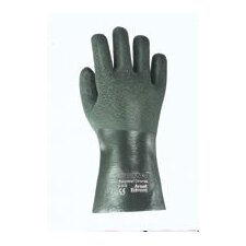 "9 Snorkel® 14"" Fully Coated PVC Glove With Jersey Lining And Gauntlet Cuff"