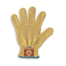 9 GoldKnit™ Medium Weight Para-aramid synthetic fiber® And Cotton Plated String Knit Cut Resistant Gloves