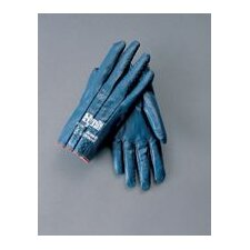 6 40180 Hynit® Nitrile Impregnated Glove Slip-On Style With Perforated Back