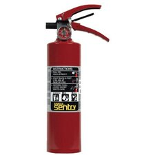 Sentry Dry Chemical Extinguishers - 2 1/2lb abc