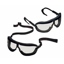 Fectoggles™ Impact Goggles - fectoggle w/foam and elastic headband clr medium
