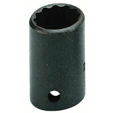 "3/8"" Dr. Standard Sockets - 3/8"" dr power skt  7/8""12-pt std b"