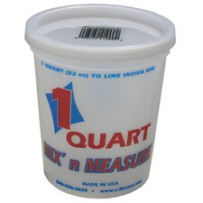 1 Quart Mix' N Measure Container 41032-300406
