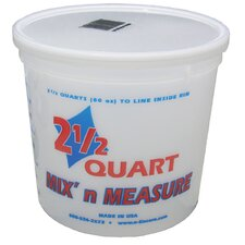 2.5 Quart Mix' N Measure Container 61086-300404