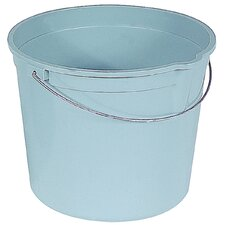 <strong>Encore Home Entertainment</strong> 6 Quart Plastic Pail With Handle & Pour Spout 06192-200904