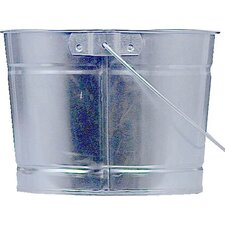 2.5 Quart Metal Pail With Handle 22500-500351