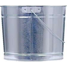 5 Quart Metal Pail With Handle 25000-500350