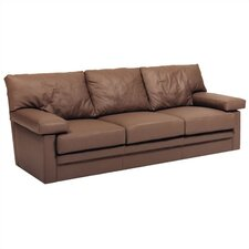 Manhattan Leather Sleeper Sofa