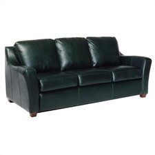 Edwardo  Leather Sleeper Sofa