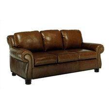 Hilton Leather Sofa