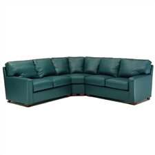 Maison Leather Sectional