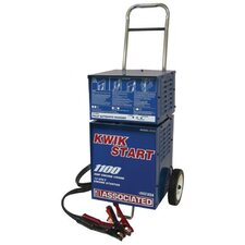 Vehicle Starting Systems - starter  wheels  w/10 amp fully automatic c
