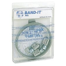 Clamp-Pak Clamp Sets - 23218 clamp-pak - carded