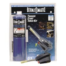 Basic Propane Torch Kits - trigger start propane torch kit