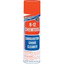 B-12 CHEMTOOL® Carburetor/Choke Cleaners - 16 oz aero b-12 carb/choke cleaner
