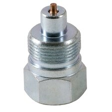Male Coupler,Hyd,1/4Nptf Thread,13/16