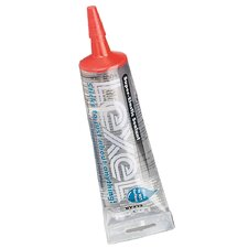 Clear Lexel Adhesive Caulk 13013 5oz