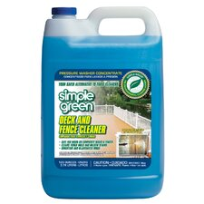 1 Gallon Simple Green Deck & Fence Cleaner C