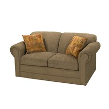 <strong>LaCrosse Furniture</strong> Leyland No Sag Loveseat