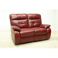 <strong>LaCrosse Furniture</strong> Glider Reclining Loveseat