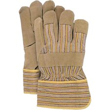 Large Split Pigskin Leather Palm Gloves