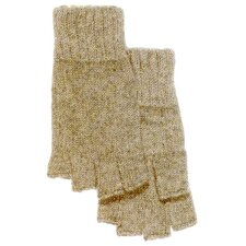 <strong>Boss Manufacturing Company</strong> Large Fingerless Ragg Wool Gloves