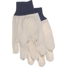 Large Knit Wrist Gloves
